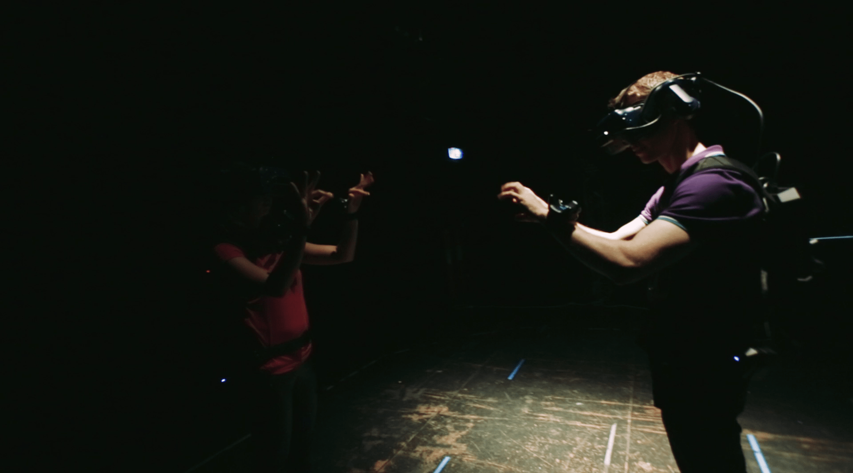 Reality vs Virtual 1